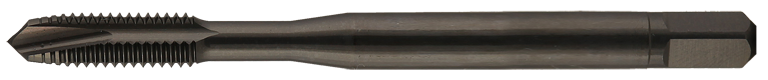 High Speed Steel Yamawa 372625 ZELX SS PO D6 Spiral Pointed Tap for Stainless Steel Oxide Finish 0.748 Thread Length 2-15//16 Length